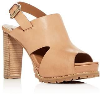4ba9fbc0005b See by Chloe Women s Slingback Platform High-Heel Sandals