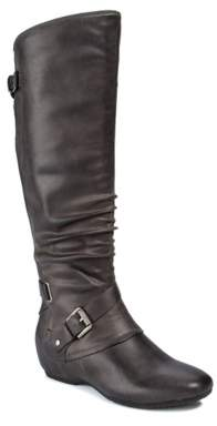 Bare Traps Pabla Wedge Riding Boot