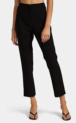 Alexander Wang Women's Wool-Blend Crop Pants - Black