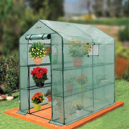 OGrow 4 Ft. W x 6 Ft. D Greenhouse