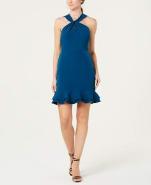 19 Cooper Open Lace-Back Sheath Dress
