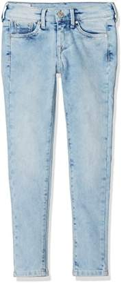 Pepe Jeans Girl's Pixlette Jeans,(Manufacturer Size: 14)