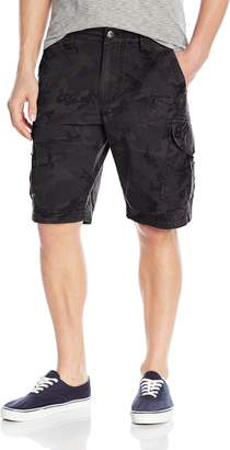 "Fox Men's Slambozo Standard Fit 22"" Canvas Cargo Short"
