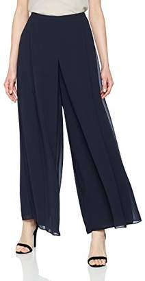 Jacques Vert Women's Leala Tuck Trousers,(Size: 14)