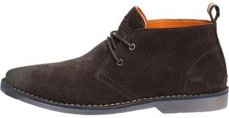 Mens Rallie Boots Brown