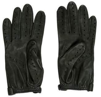 Rag & Bone Lambskin Biker Gloves