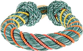 AURÉLIE BIDERMANN Maya bead-embellished bracelet $180 thestylecure.com