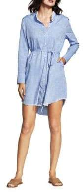 Prince and Mott Button Down Dress