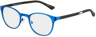 Eyebobs Mathlete Rounded Metal Reading Glasses