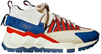 Pierre Hardy x victor cruz v.c.i sx03 sneakers white/red/blue