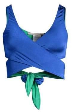 Stella McCartney Wrap Bikini Top