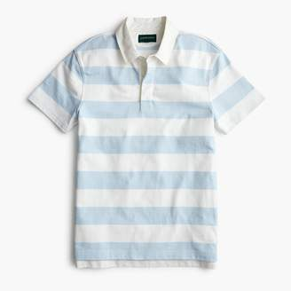J.Crew Tall short-sleeve 1984 rugby shirt
