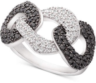 Wrapped in Love Diamond Large Statement Ring (1 ct. t.w.) in 14k White Gold