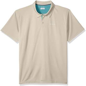 Columbia Men's Utilizer Big and Tall Polo