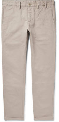 Norse Projects Aros Cotton-drill Chinos - Beige