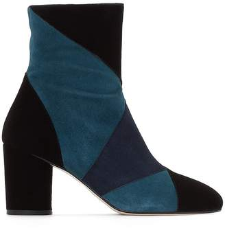Jonak Viloube Leather Ankle Boots