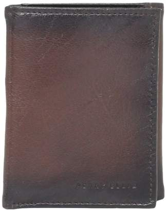 Perry Ellis Men's Michigan Slim Trifold