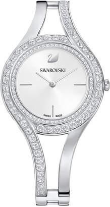 Swarovski Women's Swiss Eternal Crystal Bracelet Watch 30mm