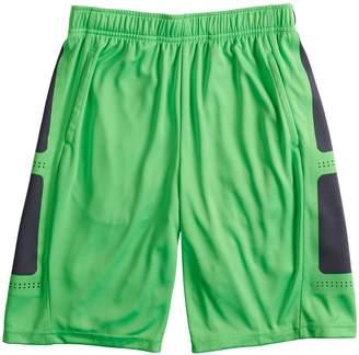 Tek Gear Boys 8-20 Laser-Cut Shorts