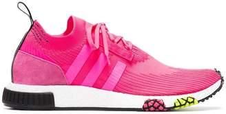 adidas Pink NMD Racer Primeknit sneakers