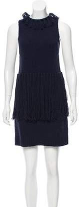 3.1 Phillip Lim Fringe Mini Dress