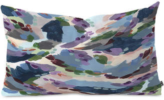 Deny Designs Laura Fedorowicz Wildflower Royale Oblong Throw Pillow