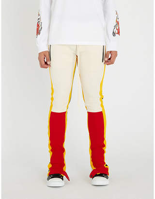 Fear Of God Motocross jersey jogging bottoms