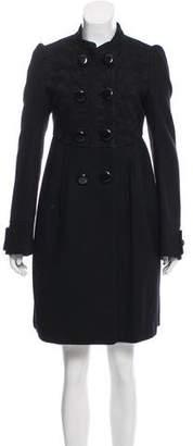 Hanii Y Structured Wool Coat