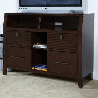 My Home Furnishings Cameron 4 Drawer Media Chest