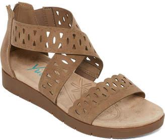 Yuu Indy Womens Strap Sandals
