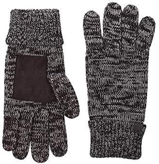 Esprit Men's 116EA2R004 Gloves, Black, (1SIZE)