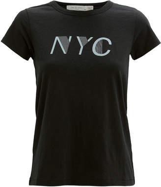 Rag & Bone NYC Black T-Shirt