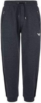 Emporio Armani Tape Side Sweatpants