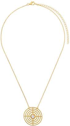 Charlotte Valkeniers Coil necklace