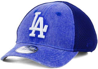 New Era Boys' Los Angeles Dodgers Jr Hooge Neo 39THIRTY Cap