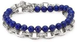 John Hardy Silver Chain Bracelet