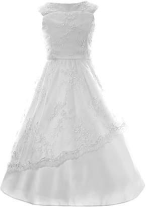 Keepsake Embellished Sleeveless A-Line Dress Girls