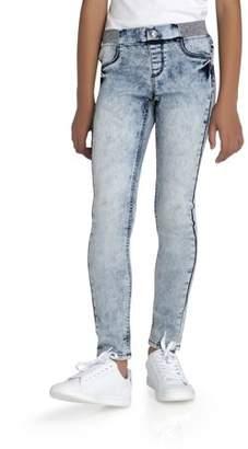 Jordache Girls' Pull On Knit Waistband Legging