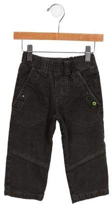 Catimini Boys' Lined Straight-Leg Jeans