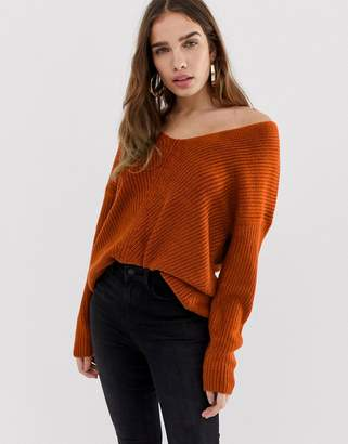 New Look V Neck Sweater