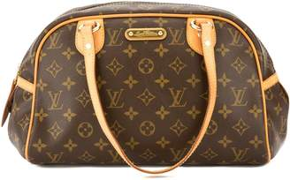 Louis Vuitton Monogram Canvas Montorgueil PM Bag (Pre Owned)