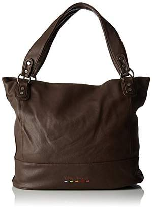 Little Marcel Id03, Women's Shoulder Bag, Marron (), (W x H L)