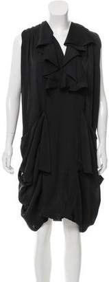 By Malene Birger Sleeveless Knee-Length Dress