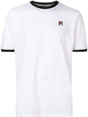 Fila contrast trim T-shirt