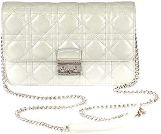 Christian Dior Miss leather crossbody bag