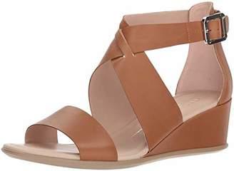 Ecco Women's Shape 35 Wedge Ankle Strap Sandal