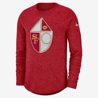 Nike Men's Long-Sleeve T-Shirt Historic (NFL 49ers)