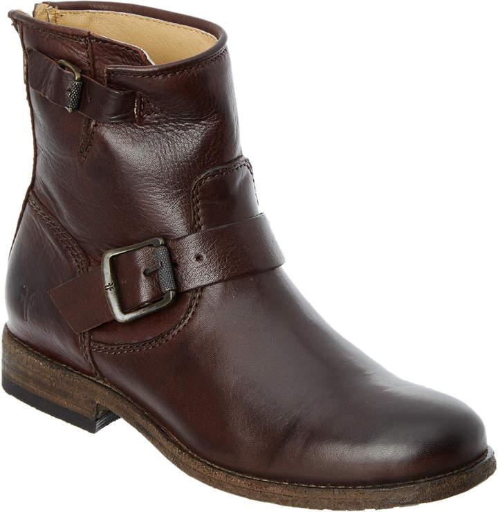 Frye Women's Tyler Leather Engineer Boot