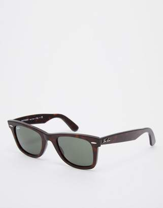 Ray-Ban original wayfarer sunglasses 0rb2140