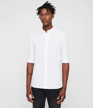 AllSaints Redondo Half-sleeved Shirt